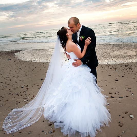 свадебная фотосессия на море калининград время